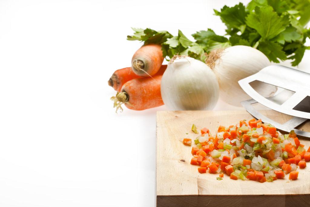 Brasato alla Barbera - trito di verdure