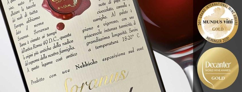 Soranus Barolo Tenuta Montemagno