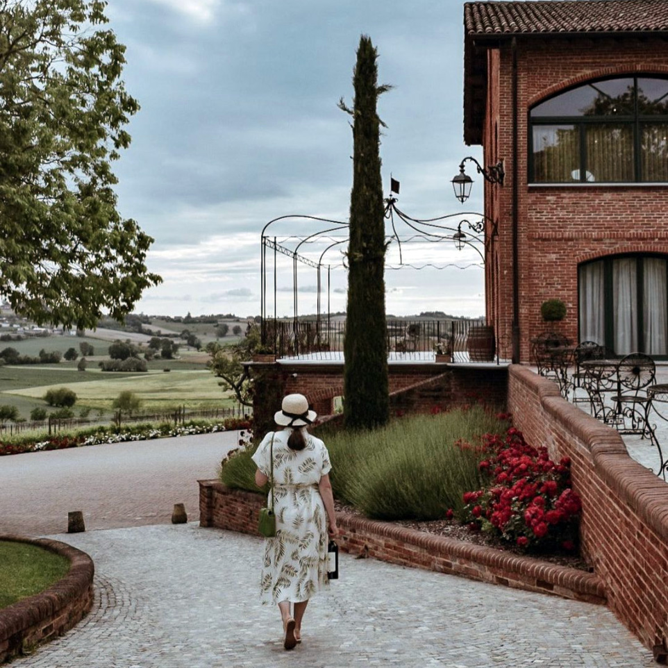 Foto del mese di agosto Tenuta Montemagno